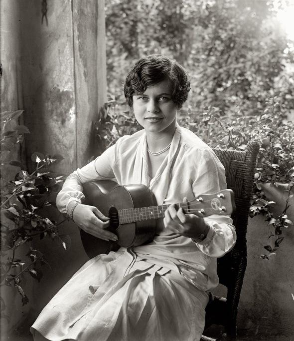 Nancy Hamilton. 1926.