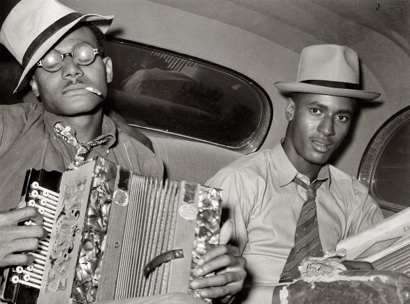 Louisiana musicians. 1938.