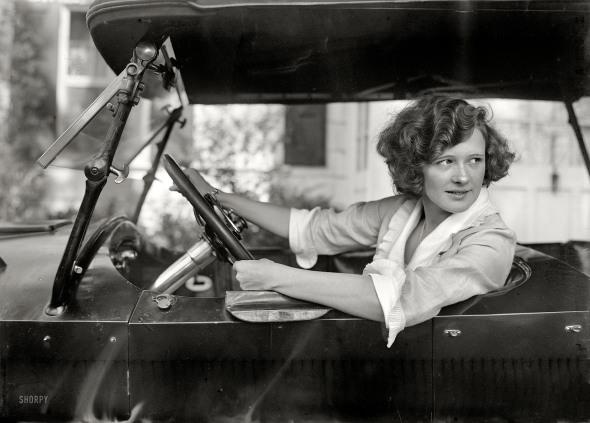 Marilyn Miller. 1921.