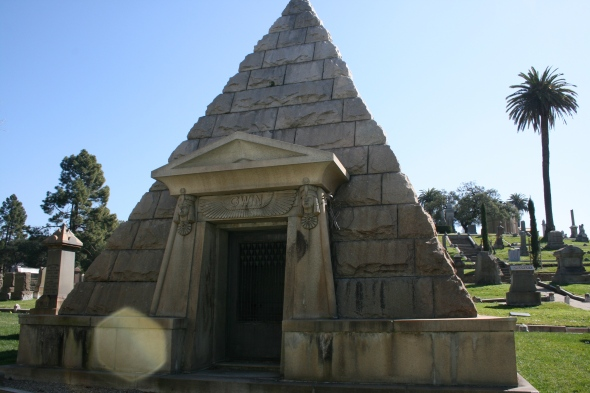 This was my favorite sighting of the day. I wonder who this person was & how they came to rest in this elaborate pyramid.
