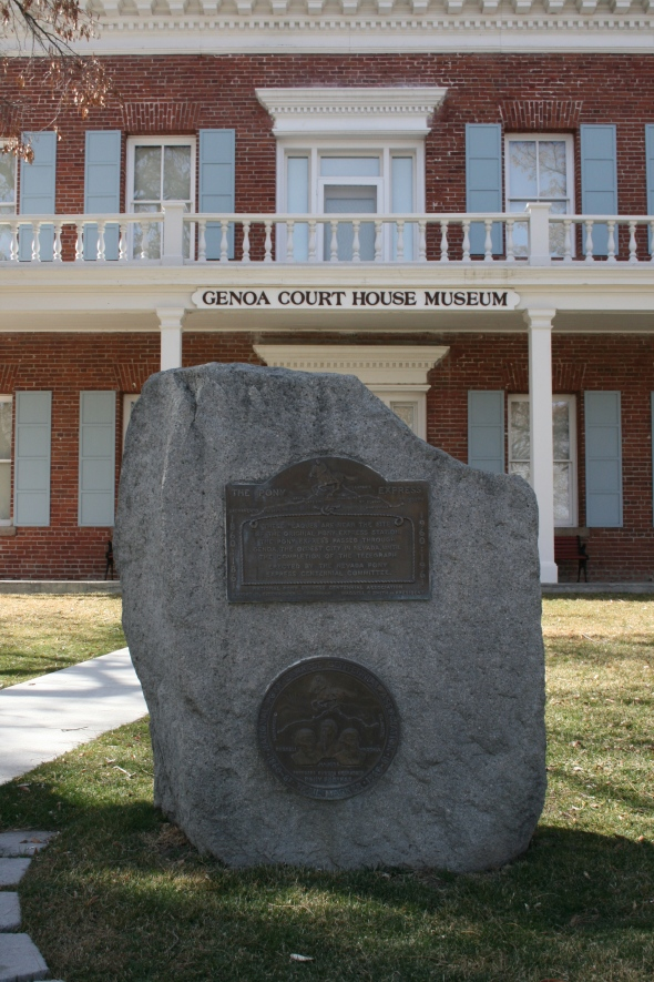 Genoa courthouse