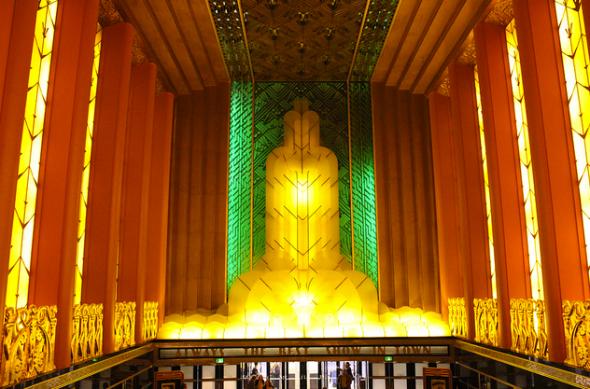 Paramount entry