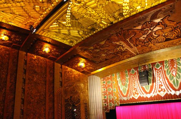 Paramount stage