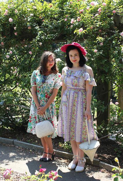 rose garden gals