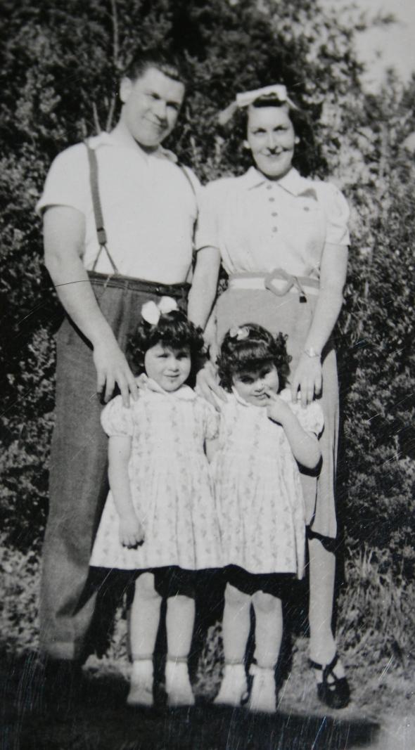 family close-up