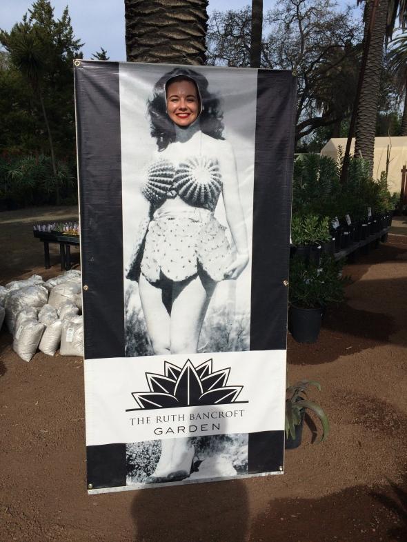 Tina as Cacti Bikini Gal